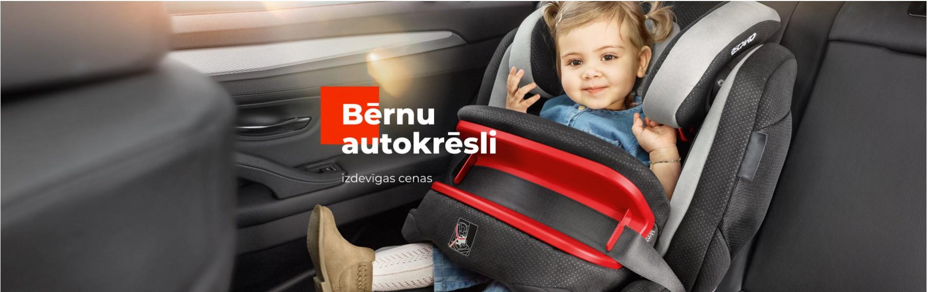Bērnu autokrēsli